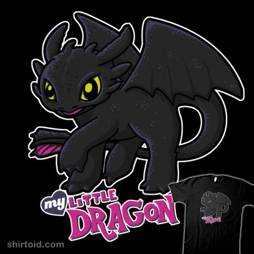My Little Dragon