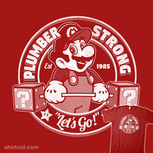 Plumber Strong