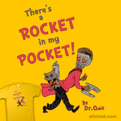 There's a Rocket in my Pocket