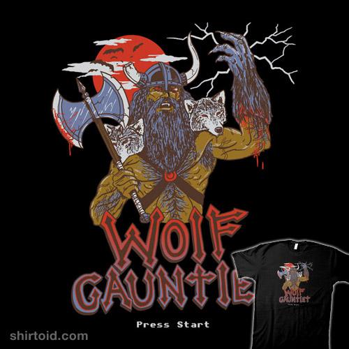 Wolf Gauntlet