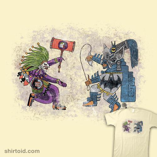 Ancient Adversaries