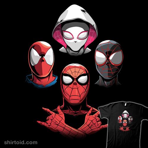 Arachnid Rhapsody (Scarlet Spider Variant)