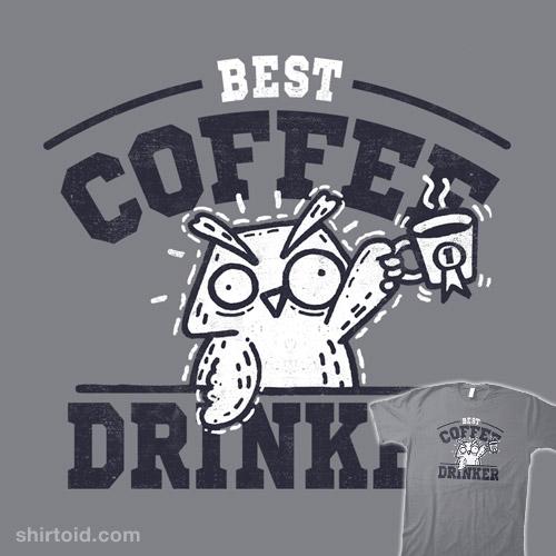 Best Coffee Drinker