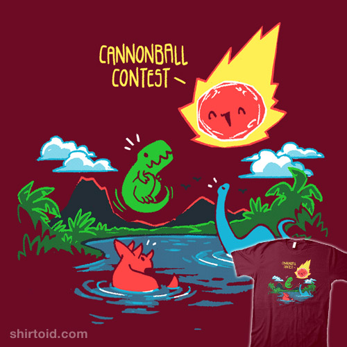 Cannonball Contest