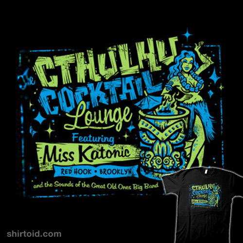 Cthulhu Cocktail Lounge