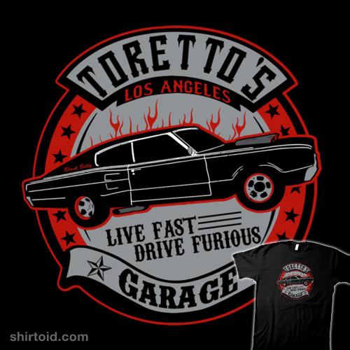Dom's Garage