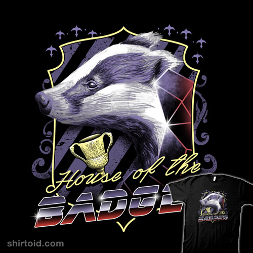 House of the Badger