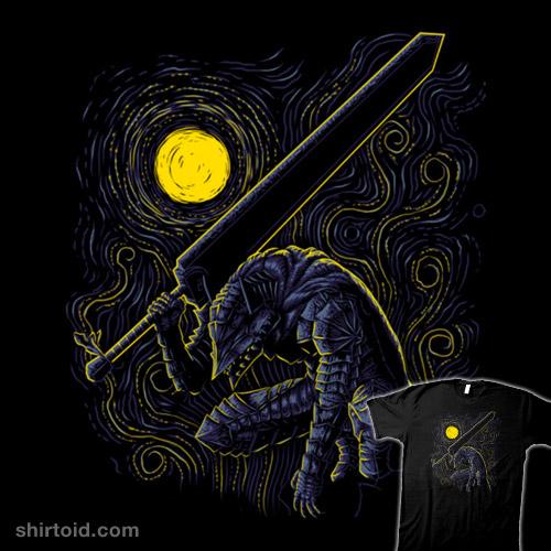 Impressionist Swordsman