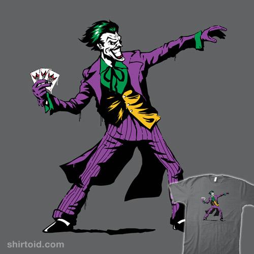Joker Banksy