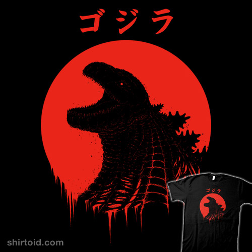 Kaiju Regeneration