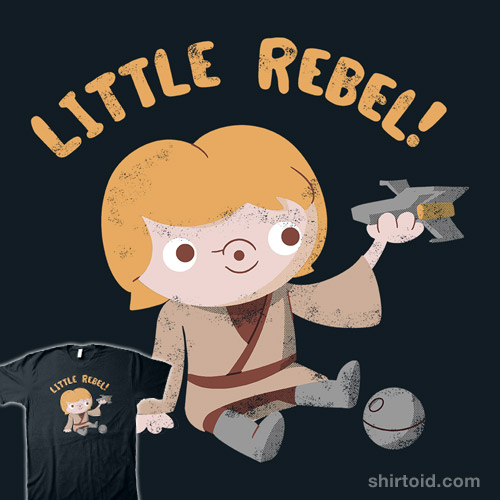 Little Rebel Boy