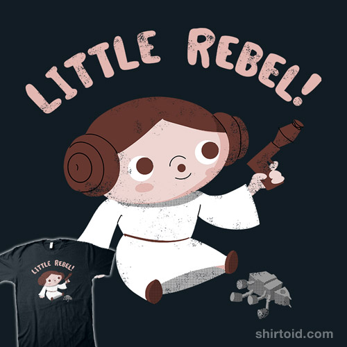 Little Rebel Girl