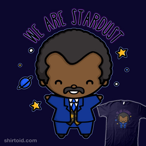 Neil deGrasse Tyson Super Cute Stardust