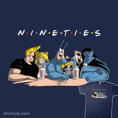 Nineties Friends