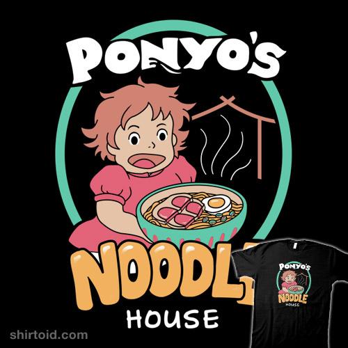 Ponyo's Noodle House