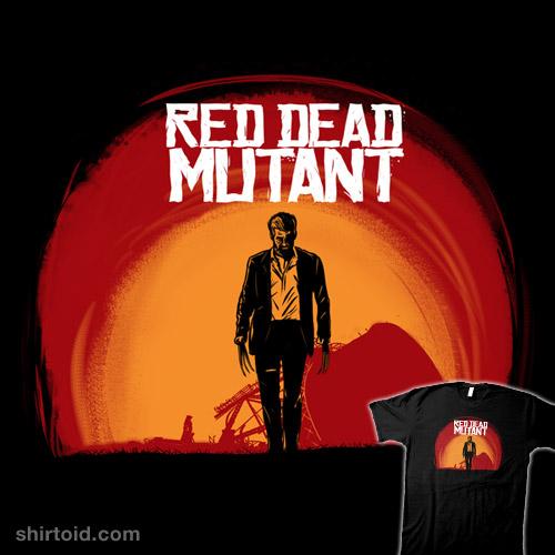 Red Mutant Redemption
