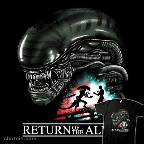Return of the Alien