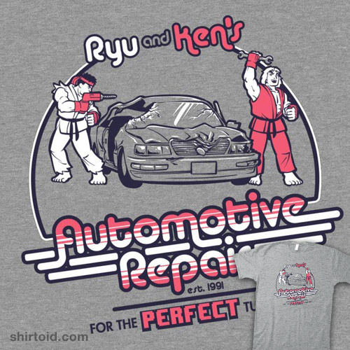 Ryu and Ken's Automotive Repair