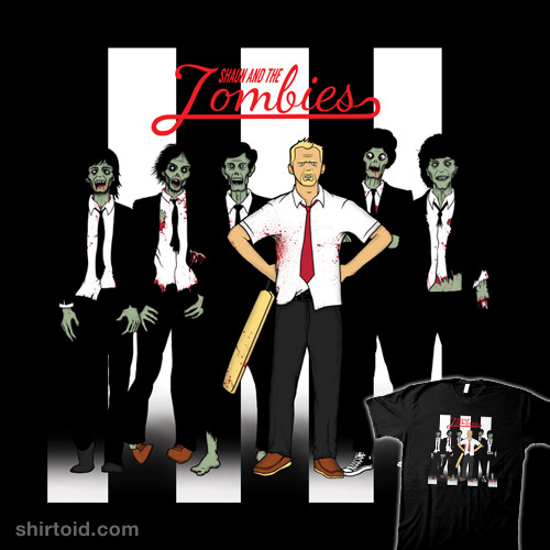 Shaun and the Zombies