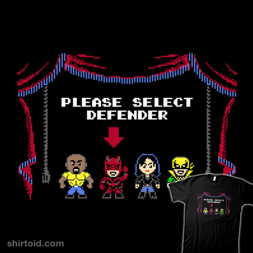 Super Defender Bros.