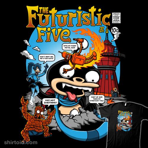The Futuristic Five
