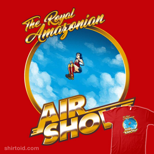 The Royal Amazonian Air Show