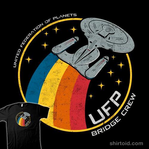 UFP Bridge Crew Vintage Shirt