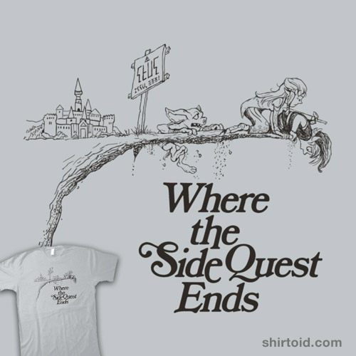 Where The Side Quest Ends