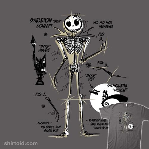 A Skeleton Concept