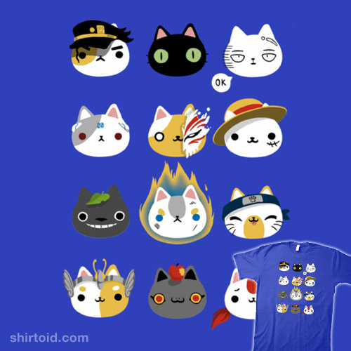 Cosplay Cats