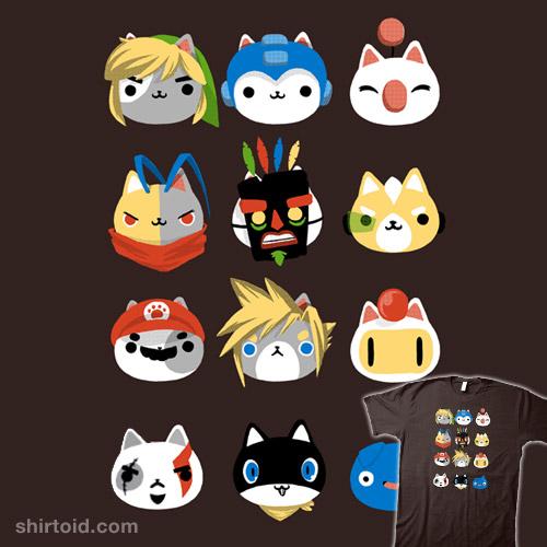 Gamer Cats