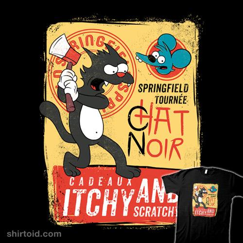 Le Scratch Noir