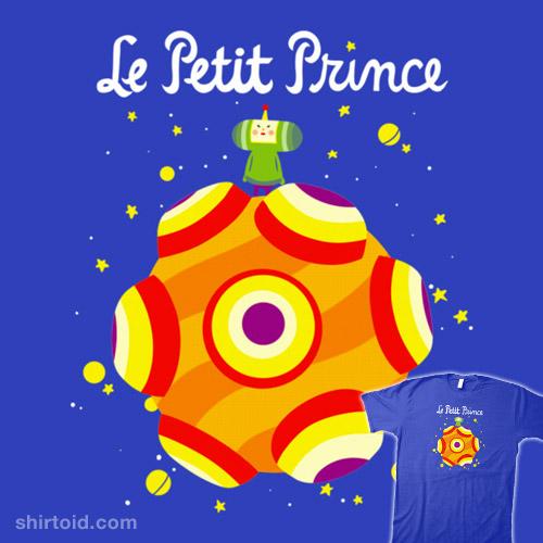 Le Petit Prince Cosmique