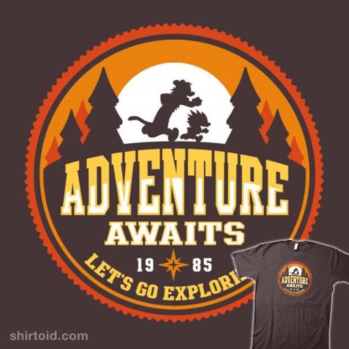Let's Go Exploring!
