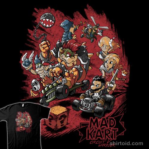 Mad Kart