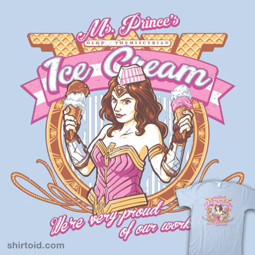 Ms. Prince's Ice Cream