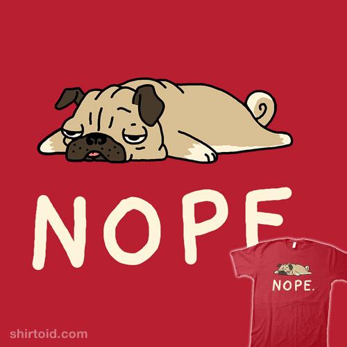Nope Dog