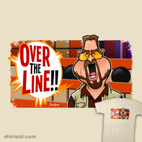 Over the Line!