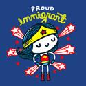 Proud Immigrant