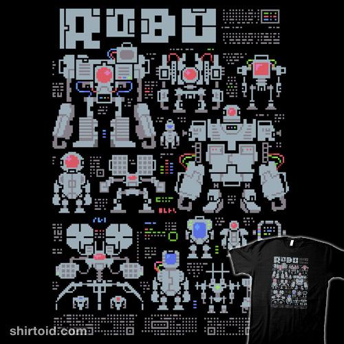 Robo Pixels