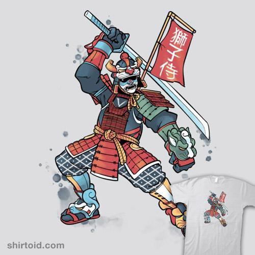 Samurai of Lions