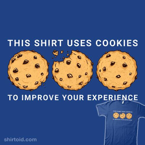 Shirt Cookies