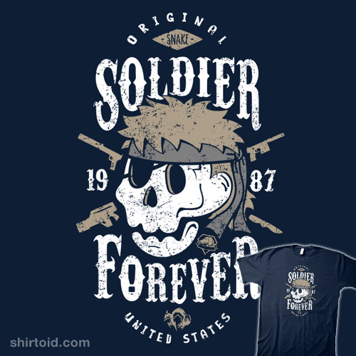 Soldier Forever