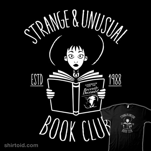 Strange & Unusual Book Club