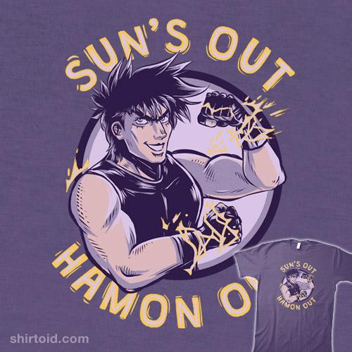 Sun's Out, Hamon Out