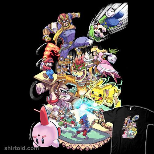 Super Smash Classic