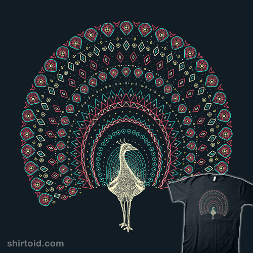 The Artful Peacock