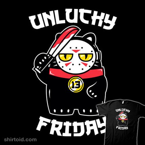 Unlucky Friday