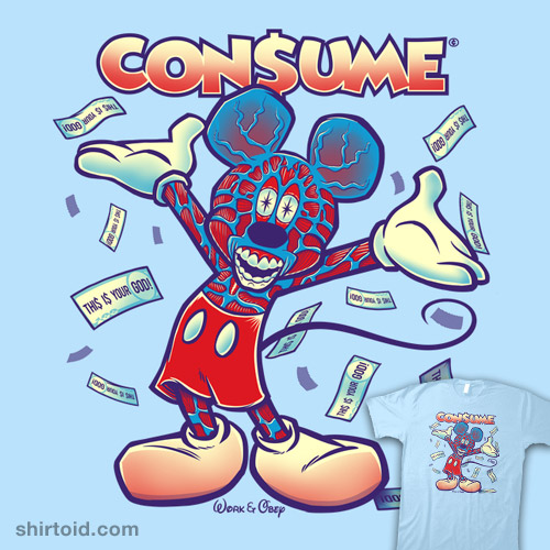 CONSUME (Money Mouse version)