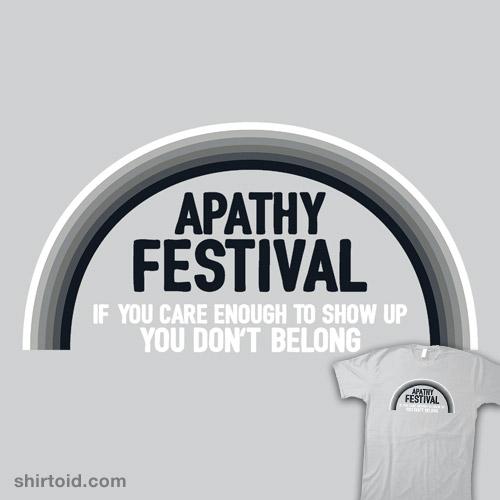 Apathy Festival